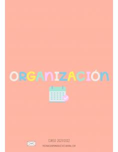 Portada Organización...