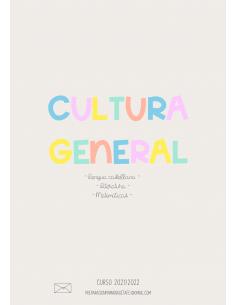 Portada Cultura General...